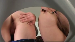 Two Kinky Young Women Showing Off Their Asses And Talking Dirty About Scat