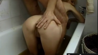 Hot Scat Couple Enjoys Shit Bath Together In Extremely Hot Live Scat Scene